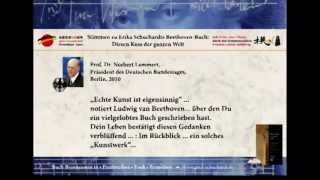 Beethoven-Soiree Deu 07.Stimmen zum Buch aus Print Funk Fernsehen TV
