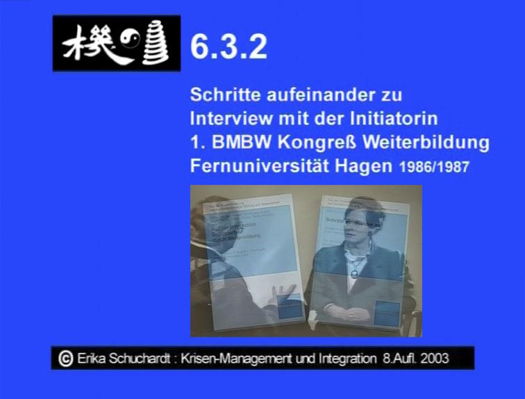 KMI 09 - Interview mit der Kongress-Initiatorin E. Schuchardt FernUni Hagen