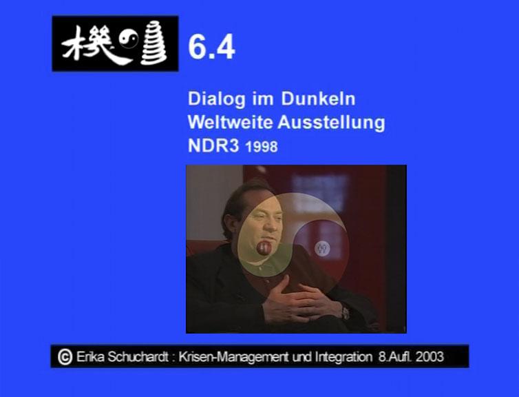 KMI 10 - Dialog im Dunkeln Weltweite Ausstellung NDR 1998