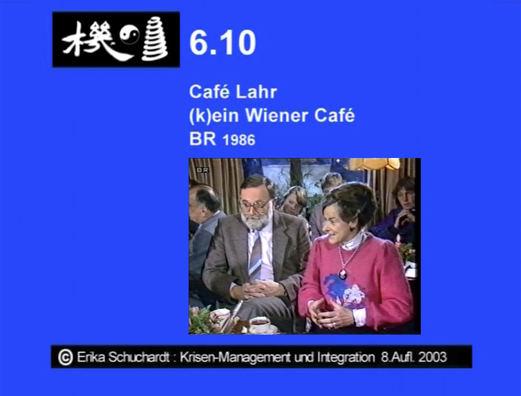 KMI 14 - Cafe Lahr (k)ein Wiener Cafe BR 1986