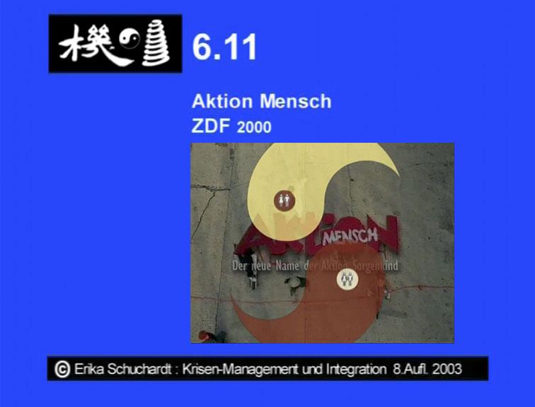 KMI 15 - Aktion Mensch ZDF 2000