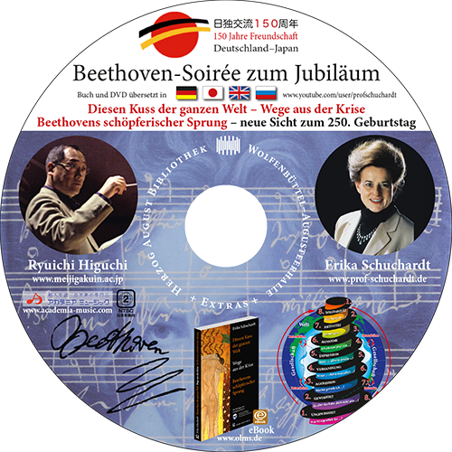 Beethoven DVD Label 20